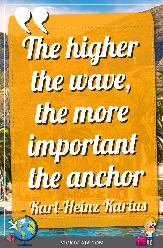Ocean quotes, Karius