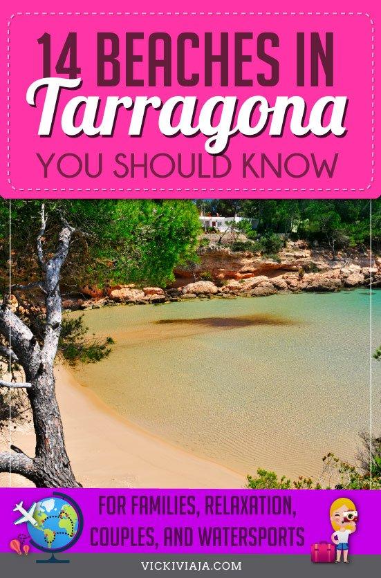 Tarragona coves pin