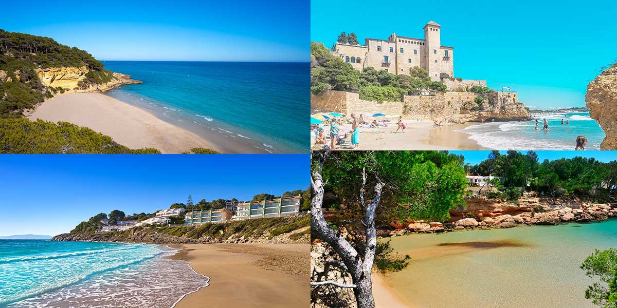 Tarragona beaches and coves