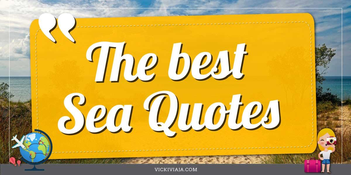 the best sea quotes
