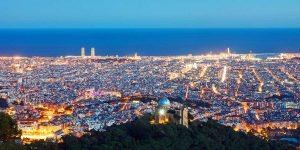 Viewpoints in Barcelona