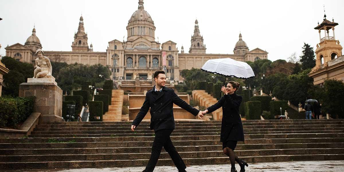Barcelona bei Regen - Diese 14 Dinge machen trotz Regen Spaß